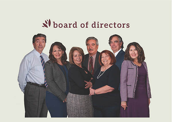 Photo of the Board or Directors