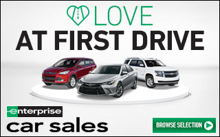 Love at first drive: Enterprise Car Sales